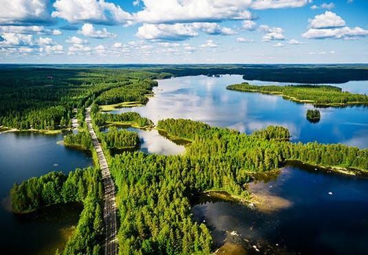 Автопутешествие в Финляндию и Швецию: Хельсинки, Турку, Стокгольм