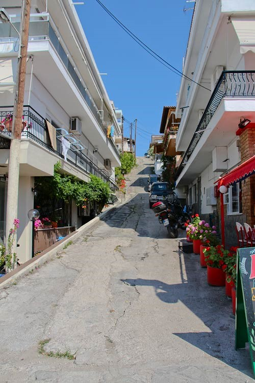 Автопутешествие в Грецию: Ситония. Использование сим-карты Orange в Греции