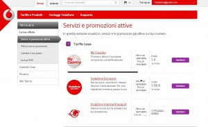 My Country Vodafone