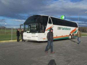 Автобусный тур по Европе