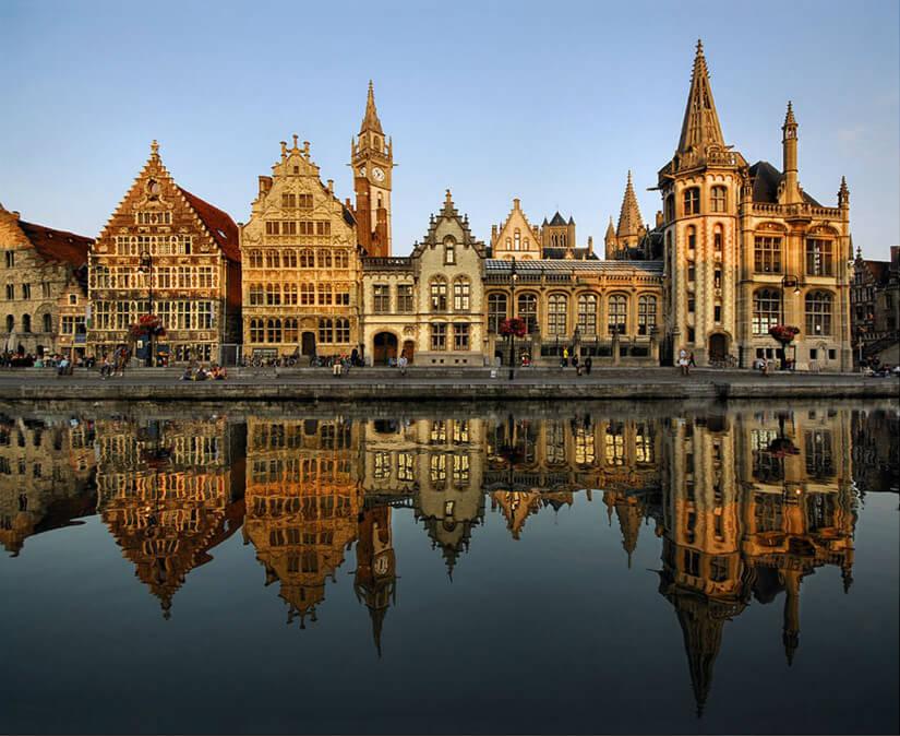 Купить сим-карту в Бельгии.