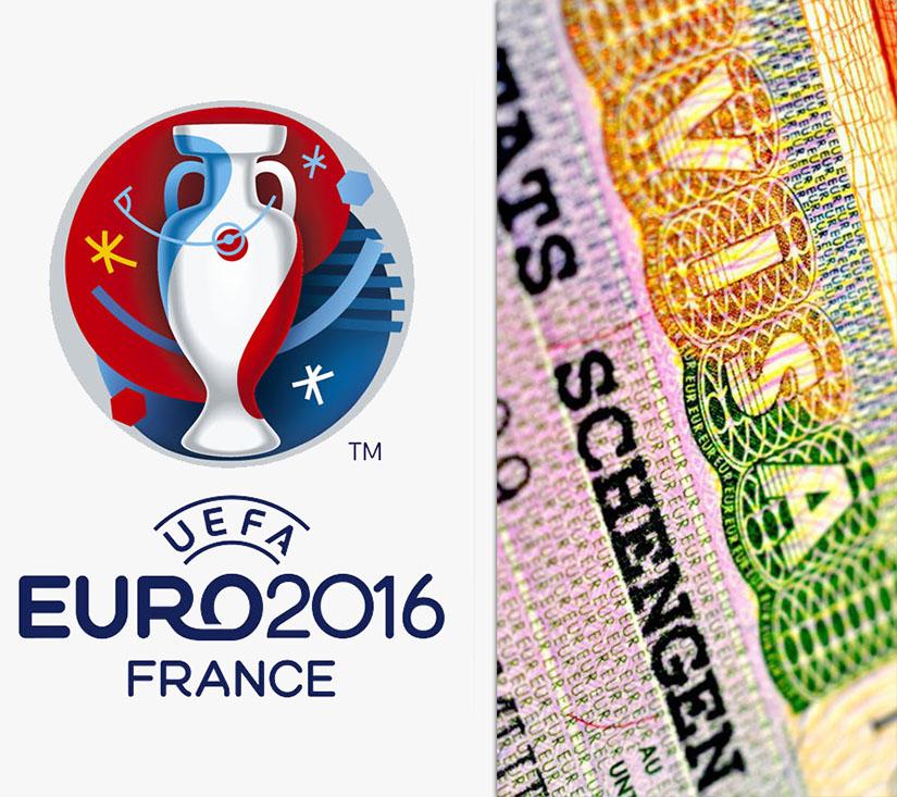 Виза на ЕВРО 2016. Как ее получить?