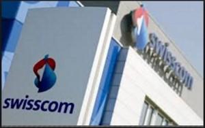 Мобильный оператор Swisscom