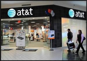 Сотовый оператор связи AT&T