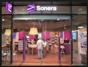 Оператор мобильной связи Sonera