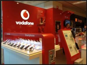 Международный оператор Vodafone