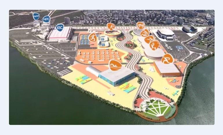 Билеты на Олимпийские игры в Рио-де-Жанейро