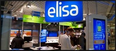 Сотовый провайдер Elisa