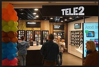 Европейский оператор Tele2