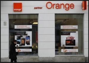 Мобильный оператор Orange