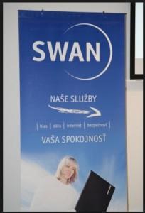 Европейский оператор SWAN