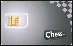 Виртуальный оператор сети NetCom – Chess