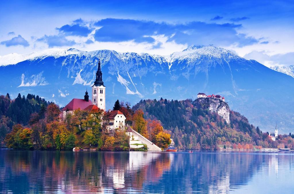 Лучшие условия для туристов от мобильных операторов Словении