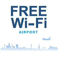 Бесплатный Wi-Fi: аэропорты мира. Виды Wi-Fi в различных аэропортах