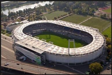 стадион Стадьом-де-Тулуз'