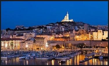 Марсель Франция