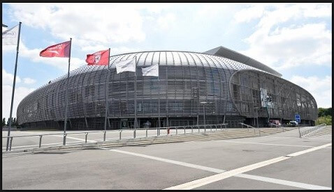 стадион Пьер Моруа