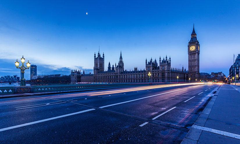 Автодороги Англии