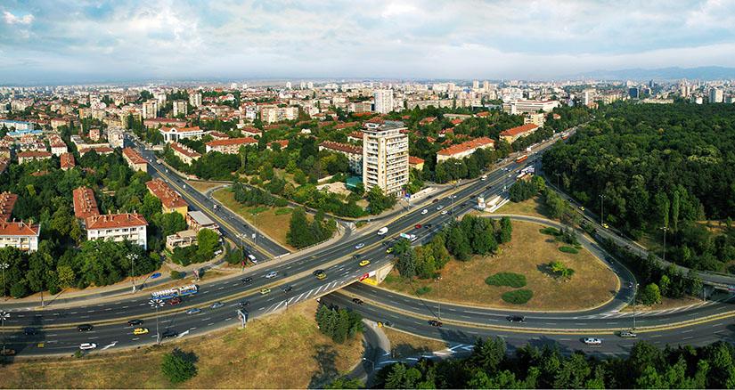 Автодороги Болгарии