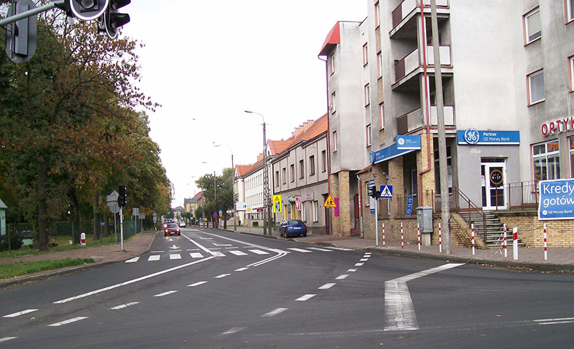 Автодороги Польши