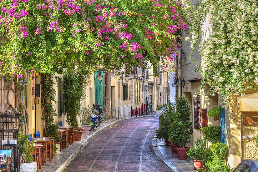 Автомобильные дороги Греции