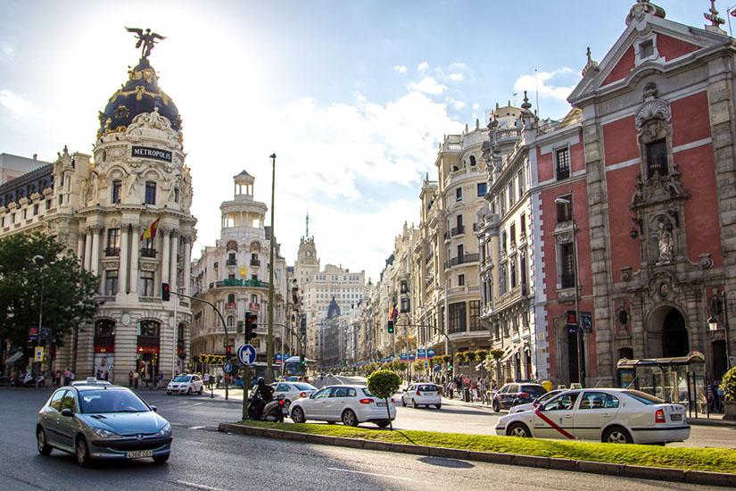 Автомобильные дороги Испании
