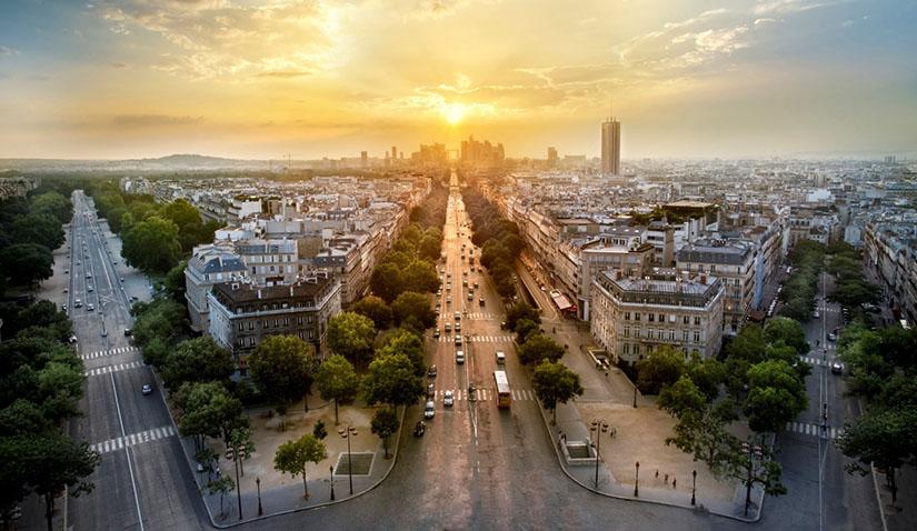Автомобильные дороги во Франции
