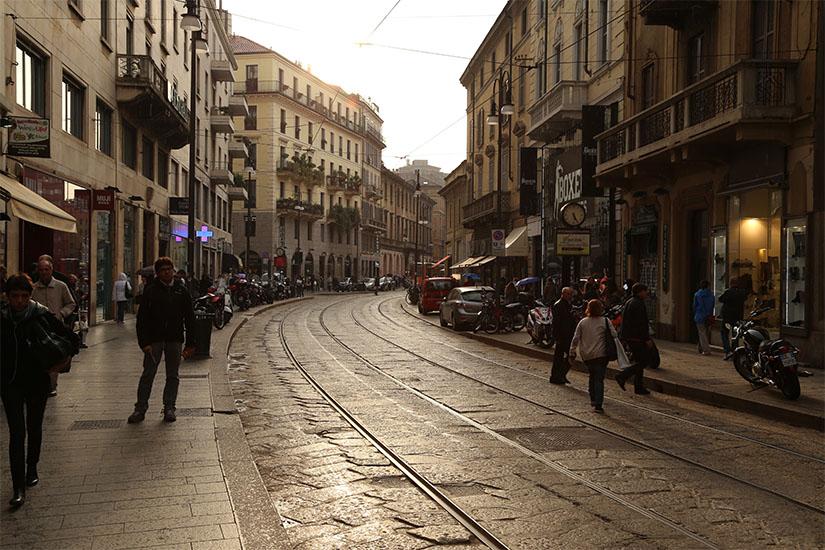 Автомобильные дороги в Италии