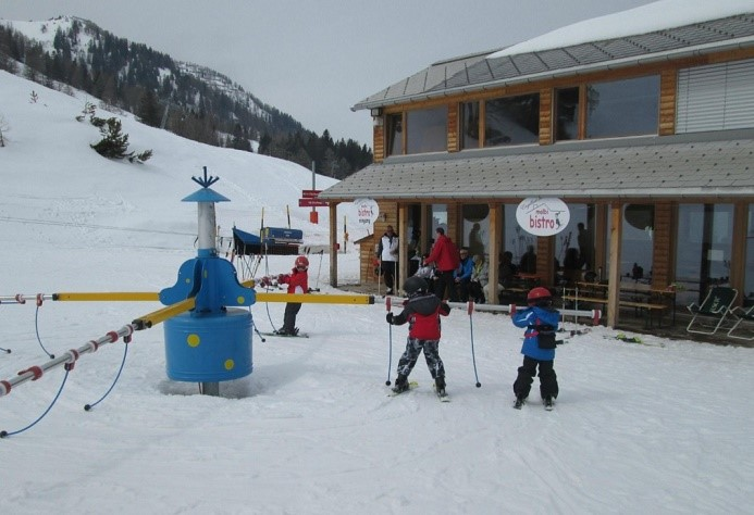 Горный курорт Лихтенштейна
