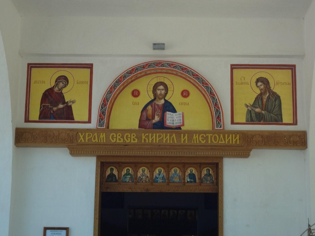 Храм в Созополе, Болгария