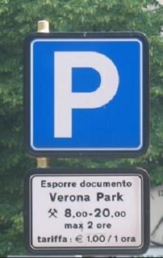 Особенности парковки в Италии