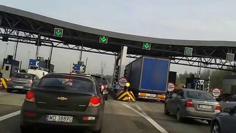 Платные дороги Польши