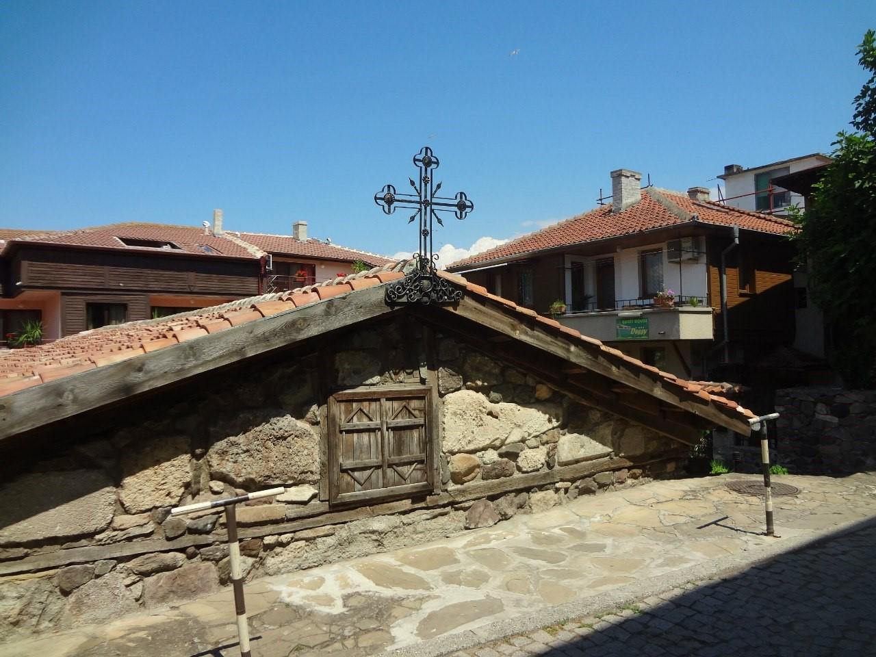 Церковь Созополь