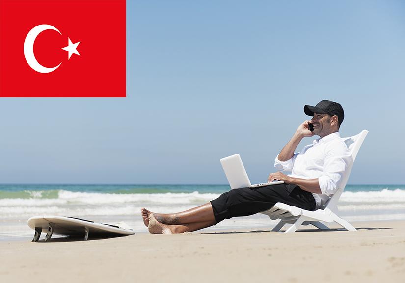 Мобильные операторы Турции