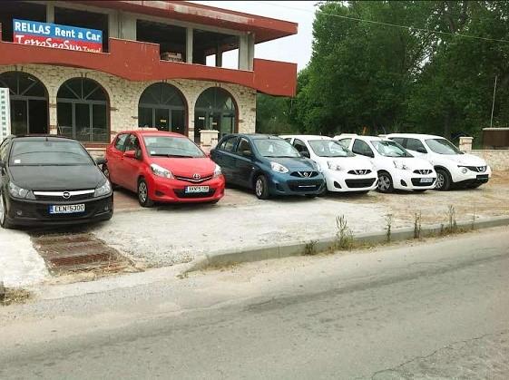 аренда авто в Греции и платные дороги
