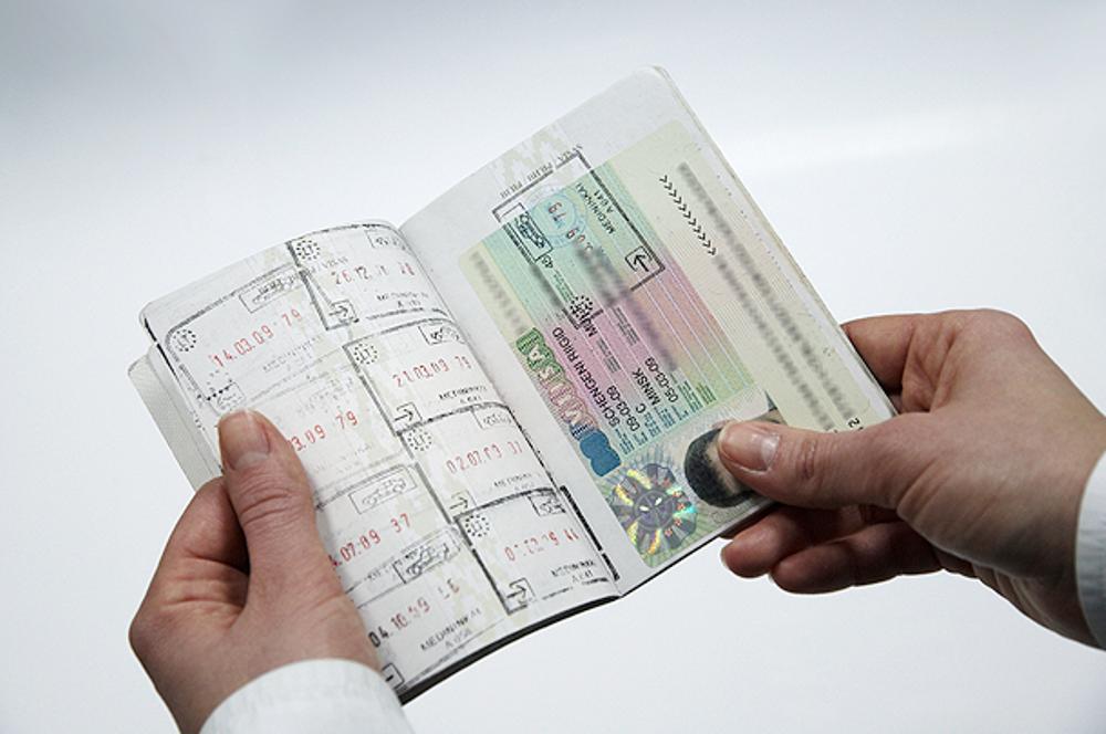 Получение шенгенской визы в Словению