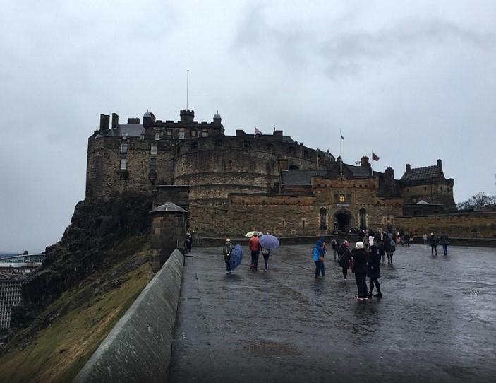 Автодороги Шотландии