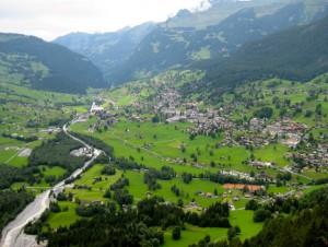 Автодороги Швейцарии