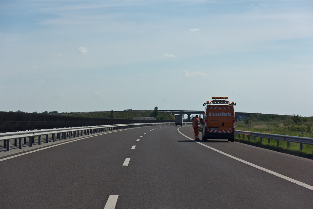 Автодороги Венгрии