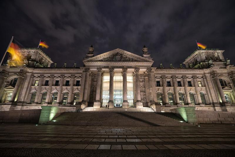 Автопутешествие в Германию: Берлин