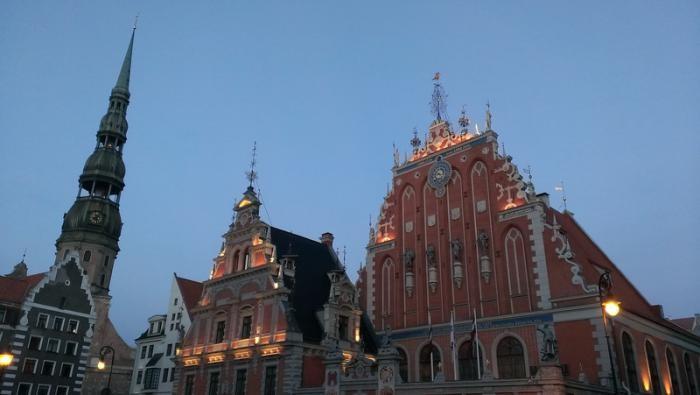 Автопутешествие по Прибалтике с сим-картой от Cellhire