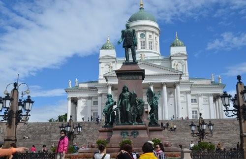 Автопутешествие по странам Балтии: сравнение карт Keepgo и Ortel