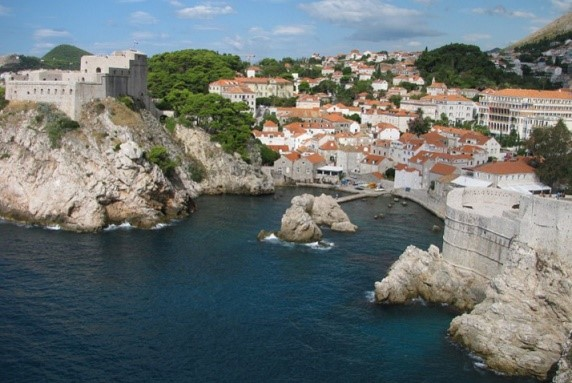 Автопутешествие по Хорватии. Отзыв о интернете от Orange.