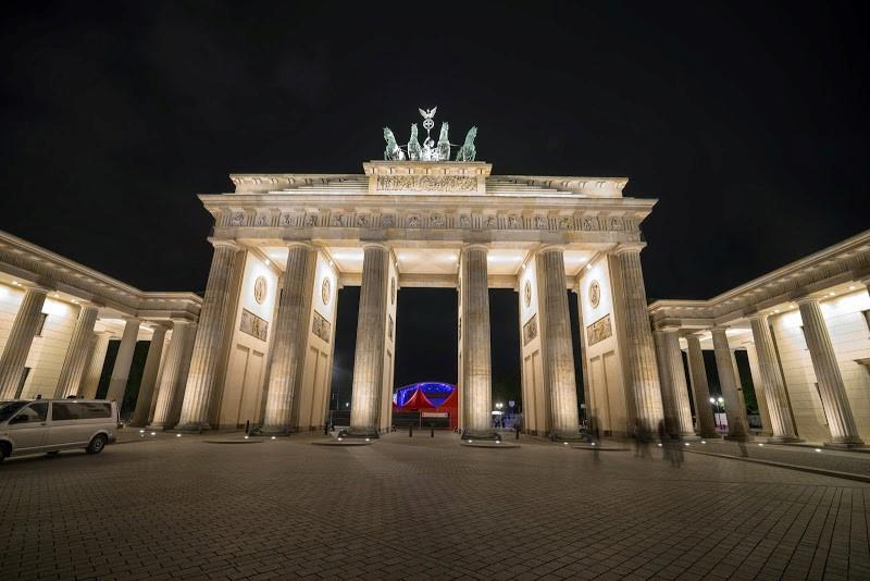 Автопутешествие в Германию, в Берлин с сим картой Ortel