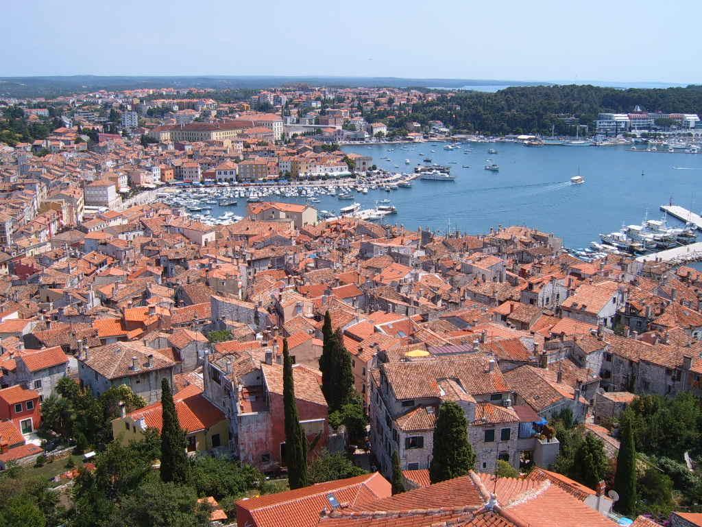Автопутешествие из Хорватии в Словению через Италию с сим-картой Vodafone