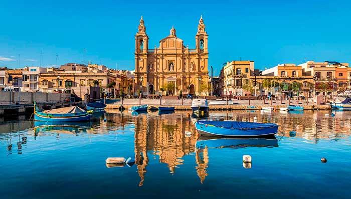 Языковые курсы на Мальте: английский для детей