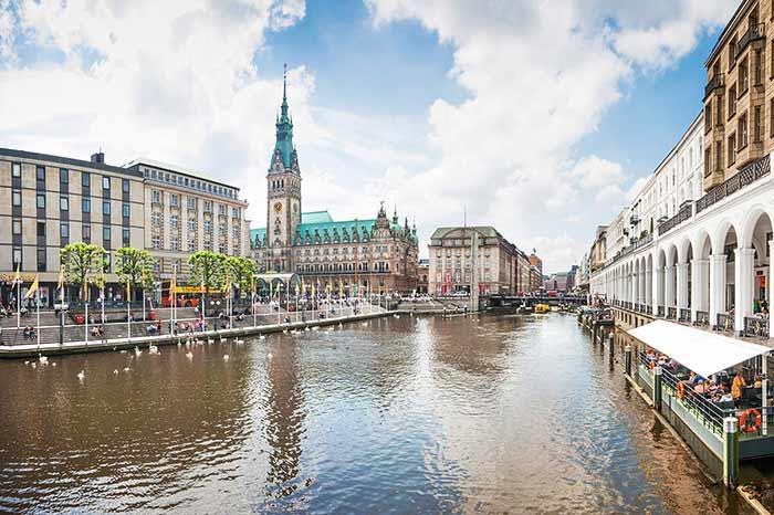Как я посещала курсы немецкого языка в Германии. Мои впечатления  о школе UNS в Гамбурге