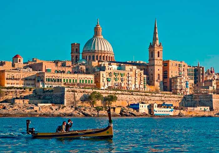 Мое обучение английскому языку на Мальте в школе ECEnglish