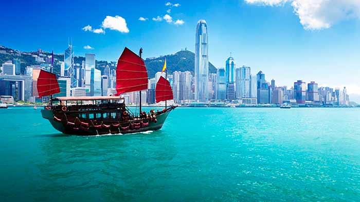 Мобильный интернет в Гонконге