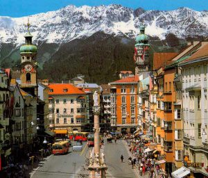 путешествие в австрию на авто
